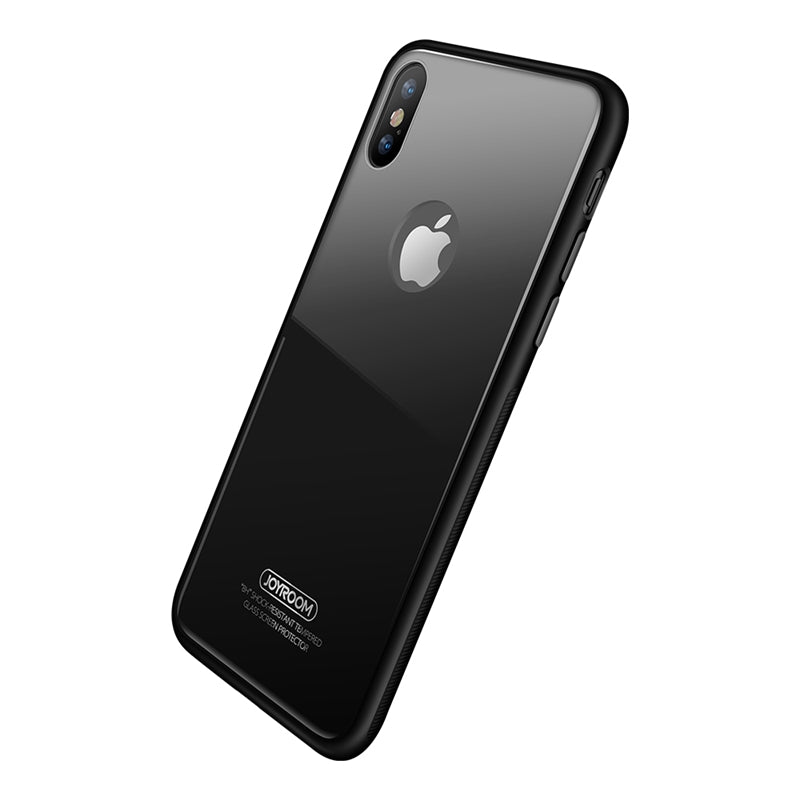 [Tempered Glass] 9H Hardness Case for iPhone X