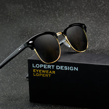 Load image into Gallery viewer, Fashion Retro Rivet Men Polarized Sunglasses(BUY 2PCS TO GET 10% OFF)