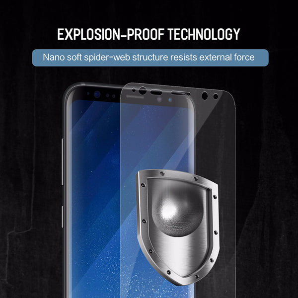 Full Cover Soft Hydrogel Self-healing Protective Film For S8/S8 plus