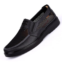 Load image into Gallery viewer, Summer Men Flats Comfortable Mesh Casual Shoes