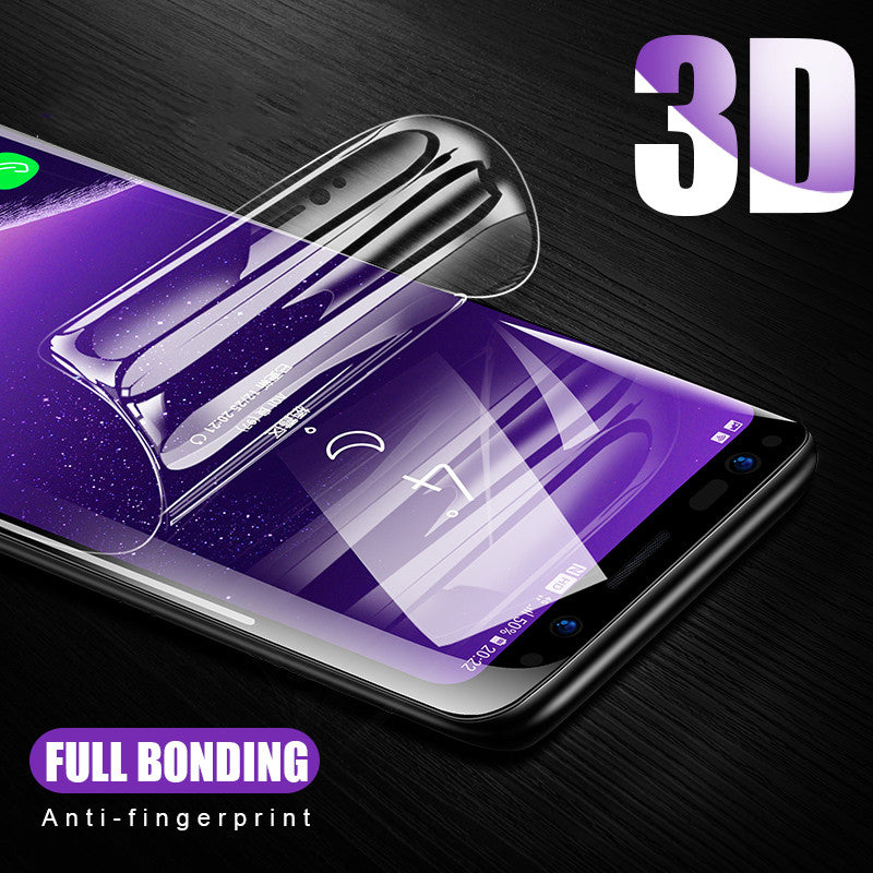 3D Soft Protective Film For Samsung S6/S7 Edge/S8/S9 Plus(BUY 2PCS TO GET 15% OFF)