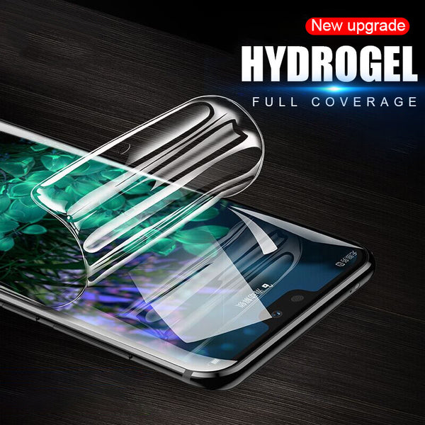 Strengthen Hydrogel Film For Huawei P20/ P10/Honor 9/8 Lite(Not Glass)