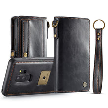 Load image into Gallery viewer, Luxury 2 in 1 Leather Case With Card Holder For Samsung Galaxy S9/S9Plus