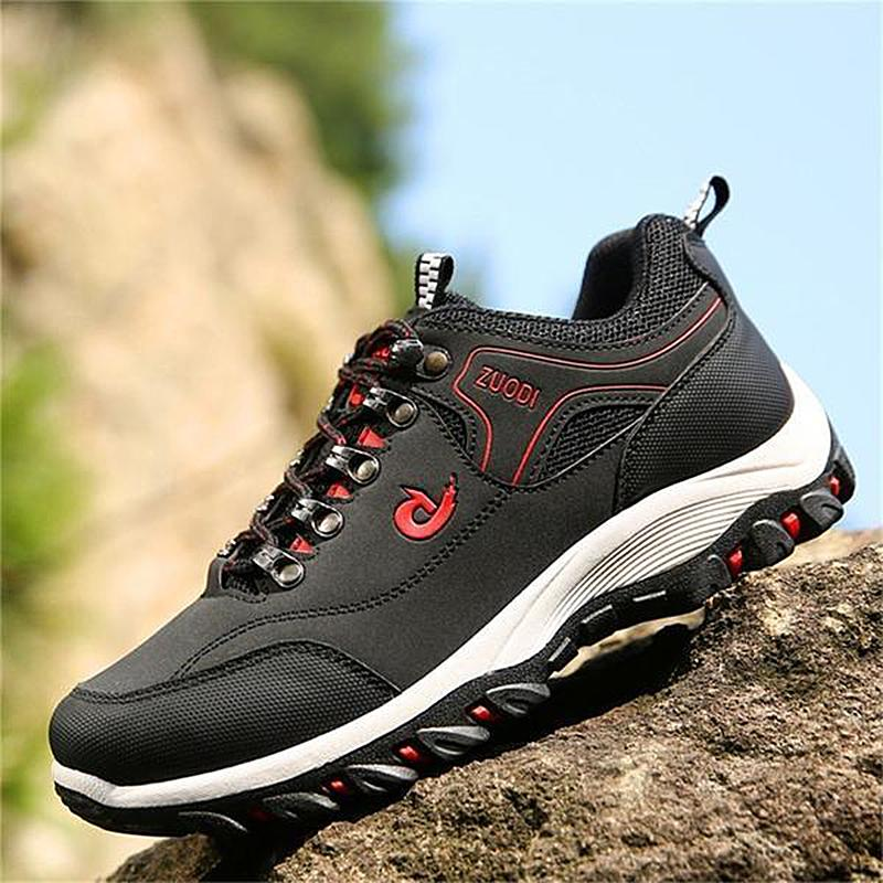 New Large Size Men's Breathable Autumn Winter Shoes