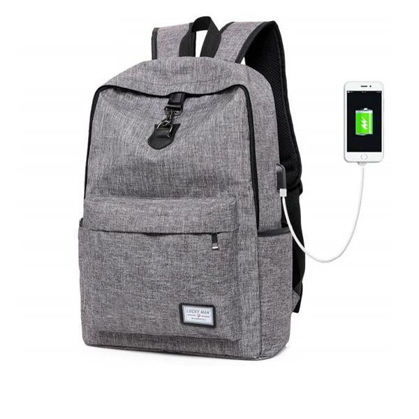 USB Charging Backpacks