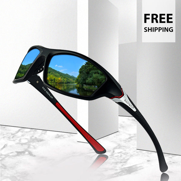 New Men's Lightweight HD Polarized Sunglasses(BUY 2PCS TO GET 10% OFF)