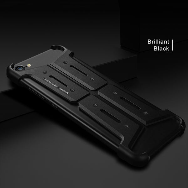 Super Shockproof Metal Armor Case For iPhone 7/6s (BUY 2PCS TO GET 15% OFF)