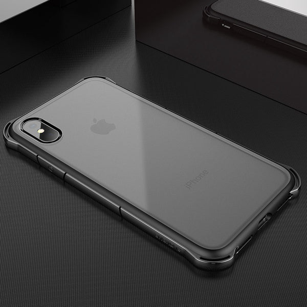 Luxury Shockproof Protective Case For iPhone X