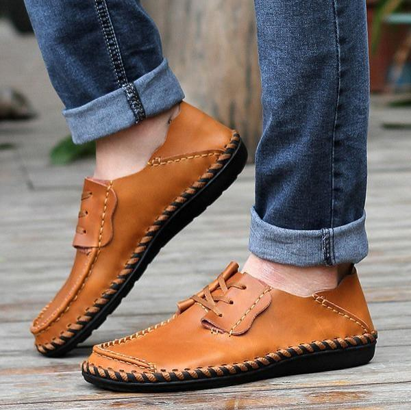 2018 New Mens Comfortable Loafers