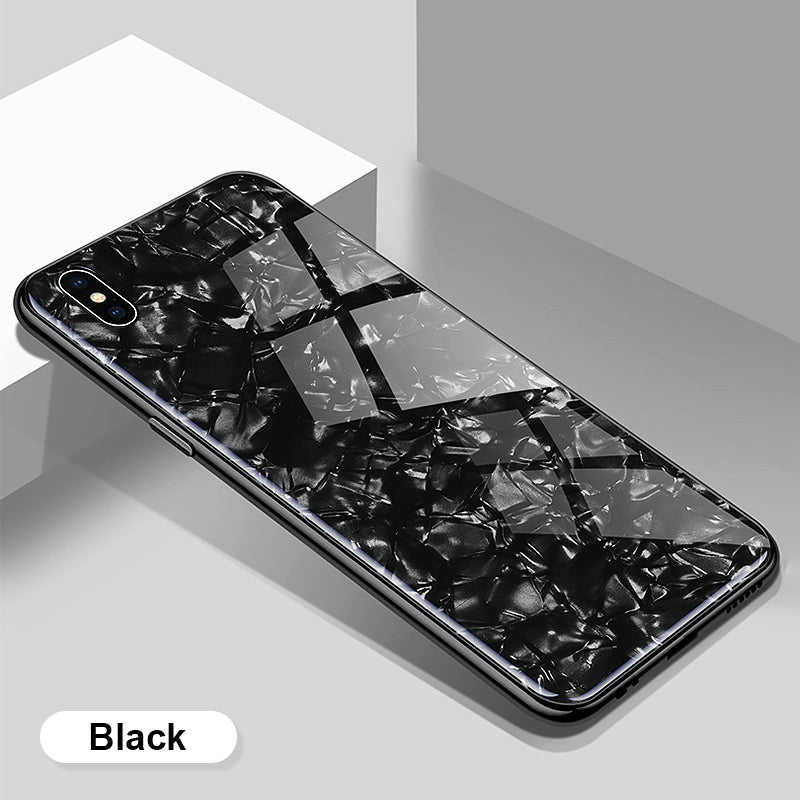 Luxury Bling Tempered Glass Cases for iphoneX/6/7/8(BUY 2PCS TO GET 15% OFF)