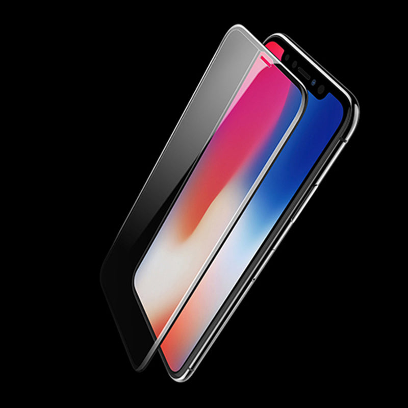 4D Curved Tempered Anti-Blue Light Glass for iPhone X