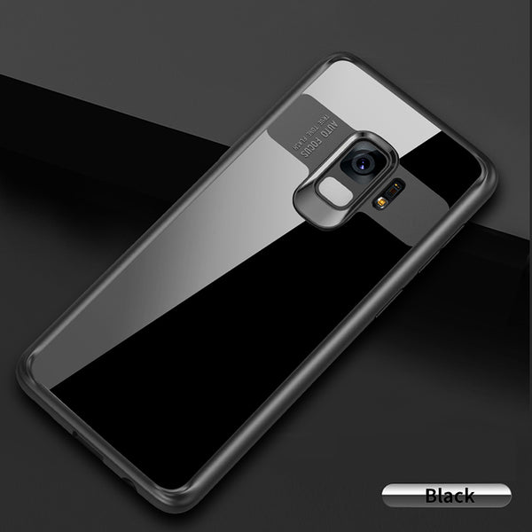 Ultra-thin Clear Silicone Case for Samsung Galaxy S9/S9 Plus(BUY 2PCS TO GET 15% OFF)