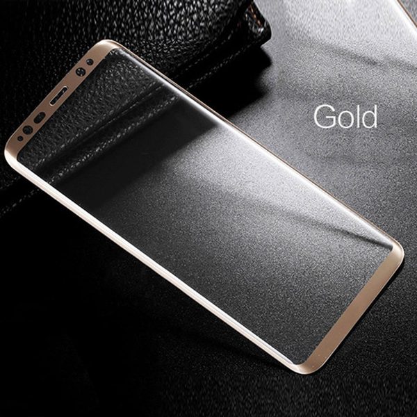 3D Full Cover Tempered Glass Phone Film For Samsung Galaxy S8/S8+