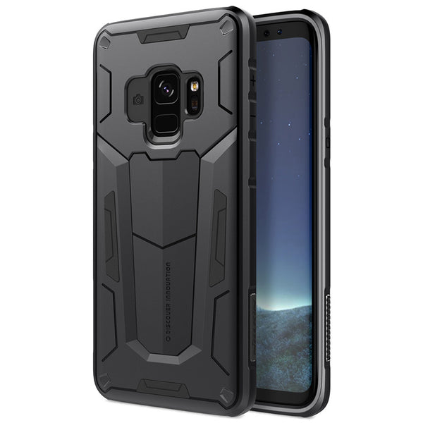 Shockproof Dual Layer Hybrid Hard Case For Samsung S9/S8 Plus