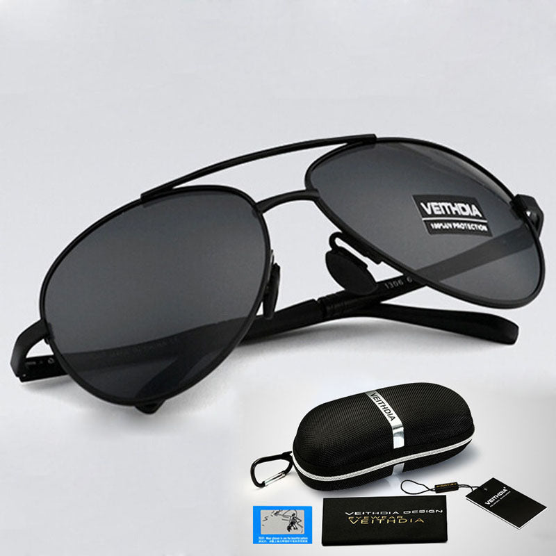 UV400 Men Polarized Driving Sunglasses
