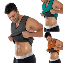 Load image into Gallery viewer, PLUS SIZE 5 XL Thermo Tummy Slimming Vest Shaperwear