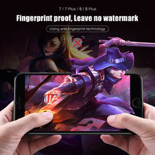 Load image into Gallery viewer, 2.5D 0.26mm 9H Tempered Glass for iphone 8 7 6 6s Plus 5 5s SE