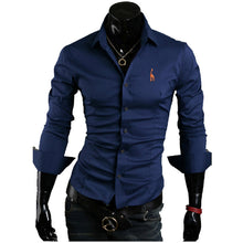 Load image into Gallery viewer, New Designer Slim Fit Mens Casual Shirt