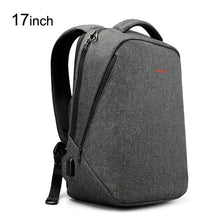 "Load image into Gallery viewer, 2018 Design anti-theft USB charge port for 14"" 17"" laptop backpack"