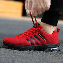 Load image into Gallery viewer, Breathable mesh Comfortable Outdoors Sports Athletic Walking shoes