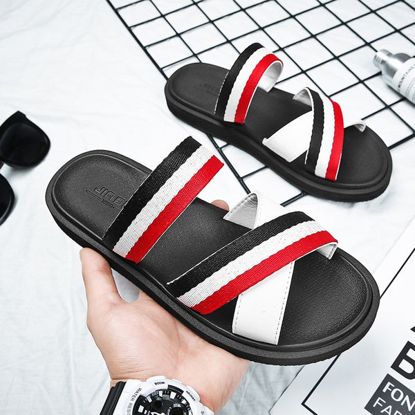 2019 Hot Fashion Summer Men Handmade Cool Classic Slipper(BUY 2 TO GET 10% OFF)