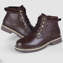 Load image into Gallery viewer, Big Size 5.5-14.5 Retro Men High Martin Boots