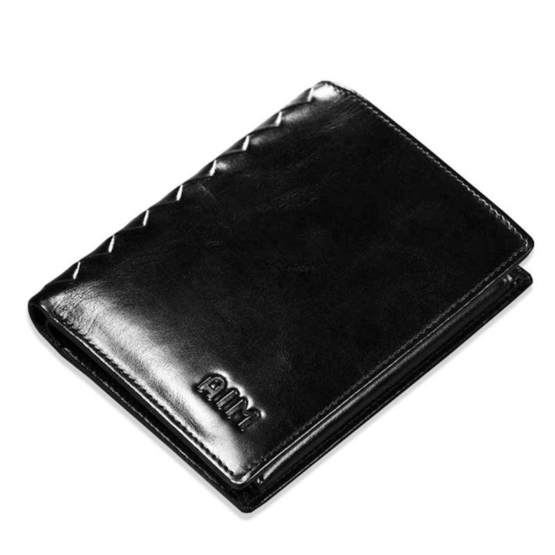 Fashion Men Small Wallet