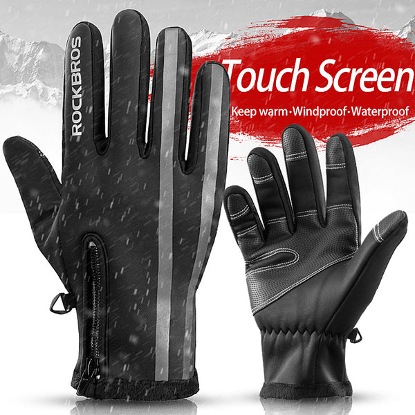 Thermal Touch Screen Men Women Waterproof Ski Gloves(BUY 2PCS TO GET 10% OFF)