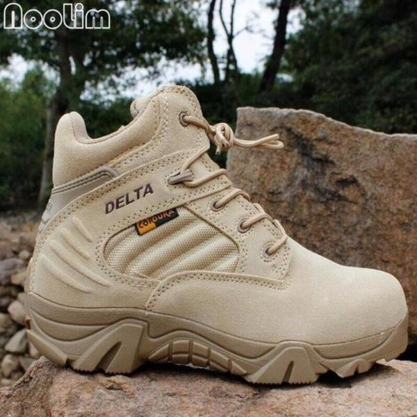 High quality Autumn Winter Military Tactical Boot