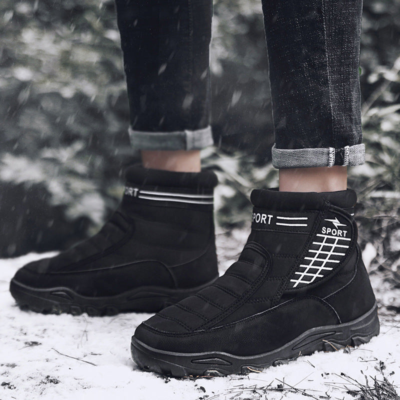 Winter Men Casual Waterproof Warm Snow Boots(BUY 2 TO GET 10% OFF)