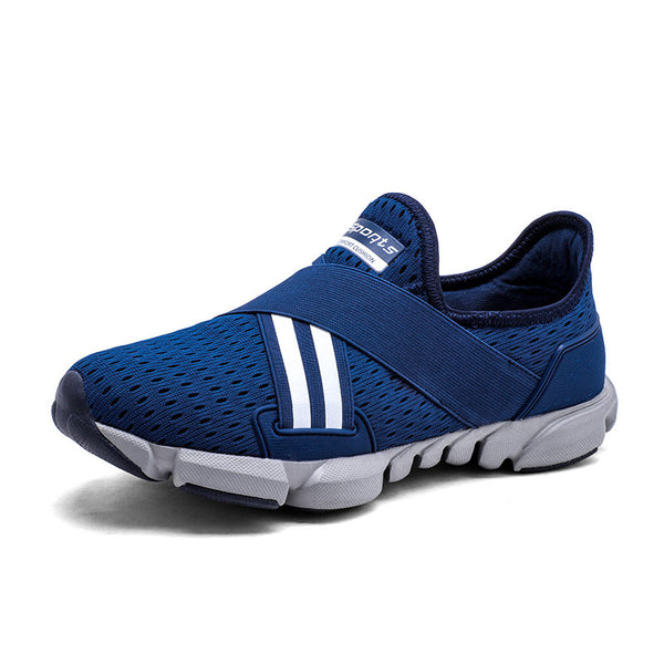 Light Breathable Cushioning Mens Running Shoes
