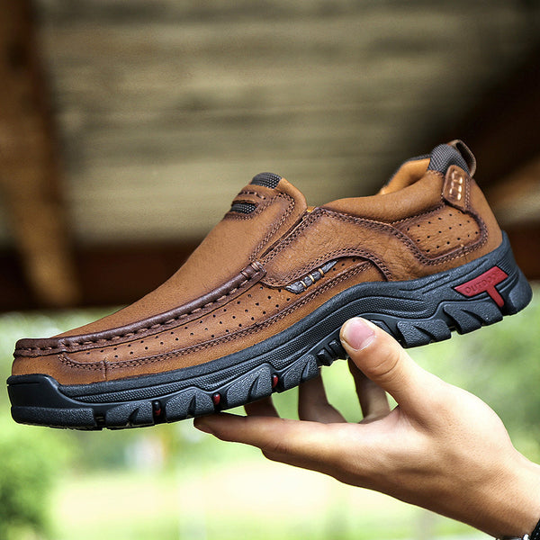 2019 Outdoor Men Cow Leather Casual Shoes(BUY 2 TO GET 10% OFF)