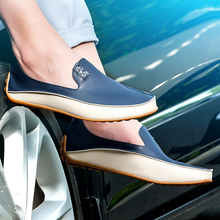 Load image into Gallery viewer, Fashion Male Breathable Driving Shoes