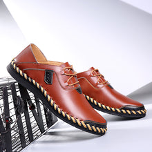 Load image into Gallery viewer, Fashion Handmade Leather Comfortable Casual Shoes(BUY 2PCS TO GET 10% OFF)