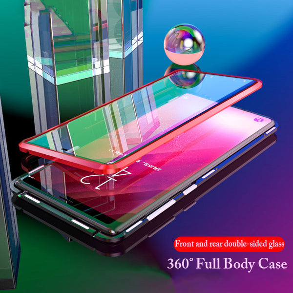 Metal Magnetic Adsorption All Inclusive Case For Samsung S9/S9 Plus(BUY 2 TO GET 10% OFF)