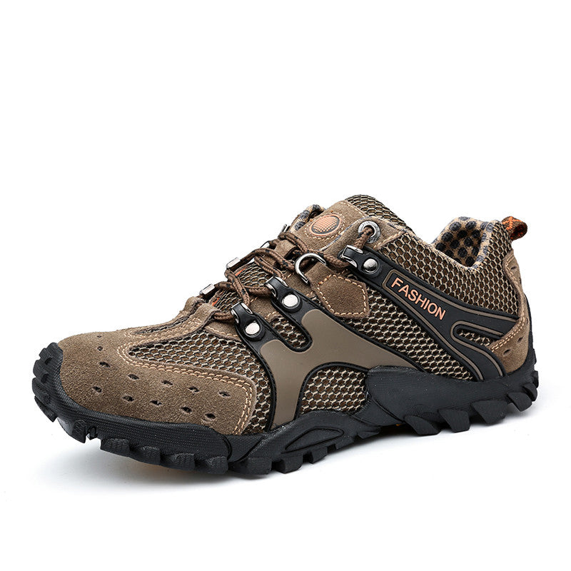 Outdoor Sport Breathable Men Hiking Climbing Shoes(BUY 2PCS TO GET 10% OFF)