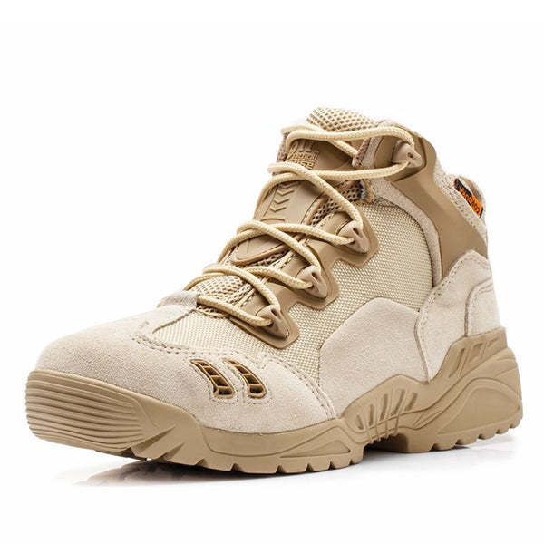 Outdoor Waterproof Military Desert Tactical Shoes