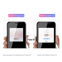 Load image into Gallery viewer, 4D Curved Tempered Anti-Blue Light Glass for iPhone X
