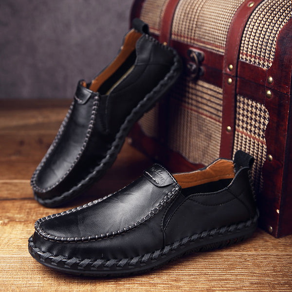 bd8bdfcf94fc5 2018 Fashion Men s Handmade Leather Casual Shoes(BUY 2PCS TO GET 10% OFF)