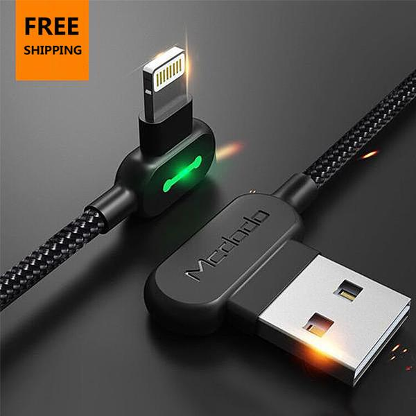 Fast Charging USB Cable For iPhone Apple