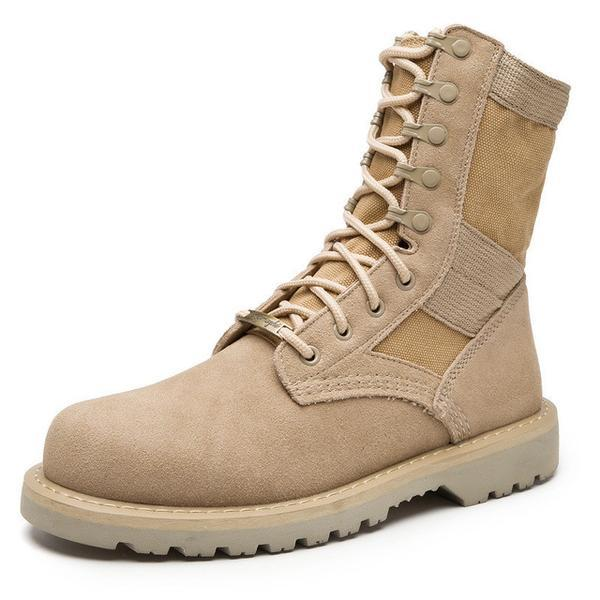 New Military Tactical Outdoor Combat Army Boots
