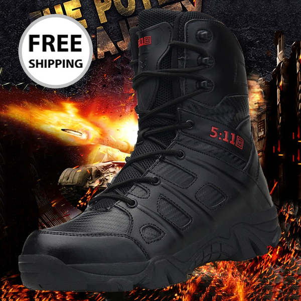 2019 Outdoor Desert High-top Military Tactical Boots(BUY 2PCS TO GET 10% OFF)