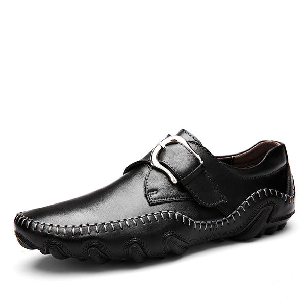 Fashion High Quality Soft Moccasins Men Loafers