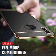Load image into Gallery viewer, Luxury 360 Full Coverage Phone Case For iPhone X 6 7 Plus
