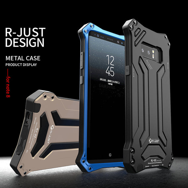 Shockproof Aluminum Metal Case For Samsung Note 8(BUY 2PCS TO GET 15% OFF)