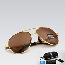 Load image into Gallery viewer, UV400 Men Polarized Driving Sunglasses