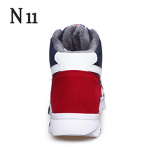 Load image into Gallery viewer, Fashion Men Winter Warm Plush Snow Shoes