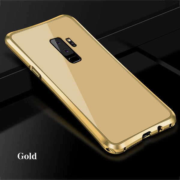 Hard Aluminum Metal Full Protective Case For Samsung S9/S9 Plus