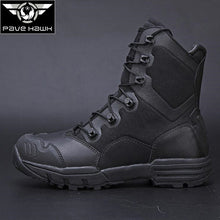 Load image into Gallery viewer, Outdoor Military Hiking Men Tactical Boots