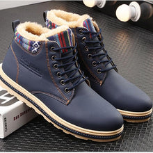 Load image into Gallery viewer, Hot sale warm winter plus velvet outdoor snow boots